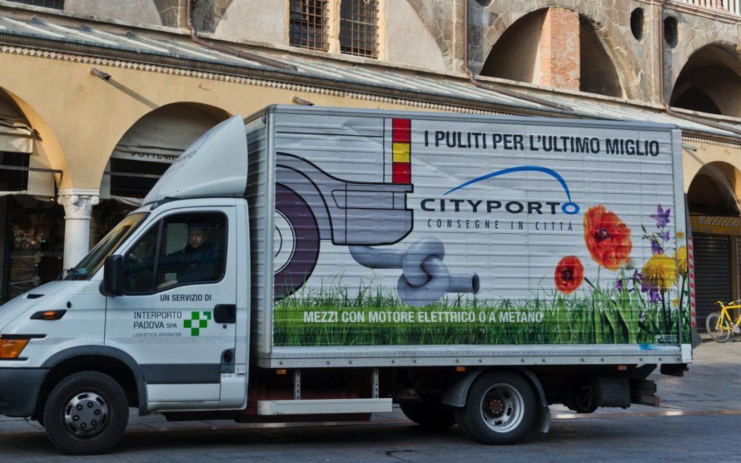 Green Logistics Expo at UMS – Ultimo Miglio Sostenibile and Padova Bike City
