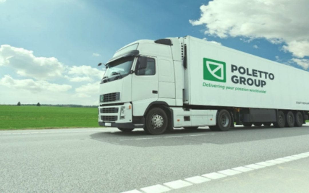 The Poletto Group at Green Logistics Expo: for more than 70 years from the Brenta Riviera to the world